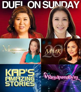 Kantar Media (December 22-23) TV Ratings: ABS-CBN Rules Weekend Primetime