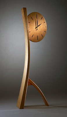 grandfather floor clock
