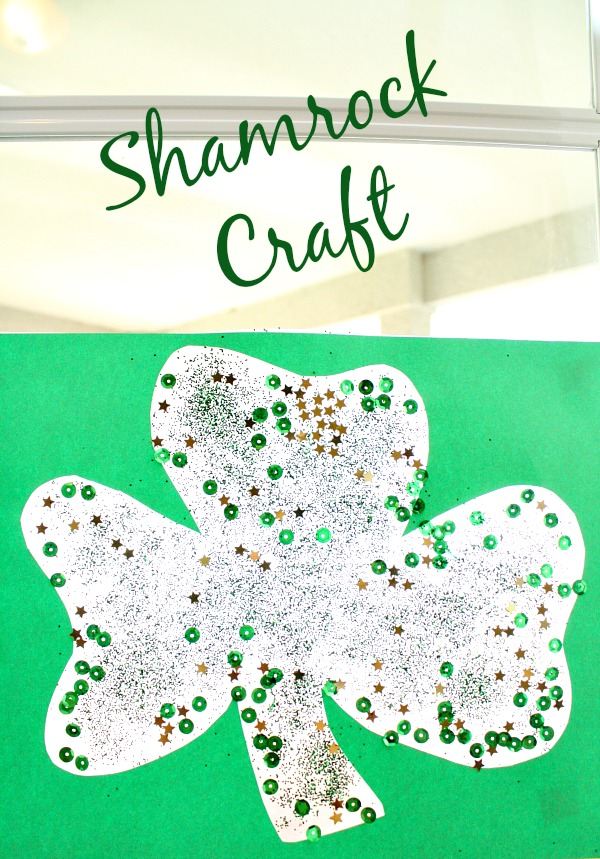 http://www.fantasticfunandlearning.com/easy-shamrock-craft.html