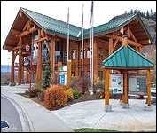 Williams Lake Visitors Centre