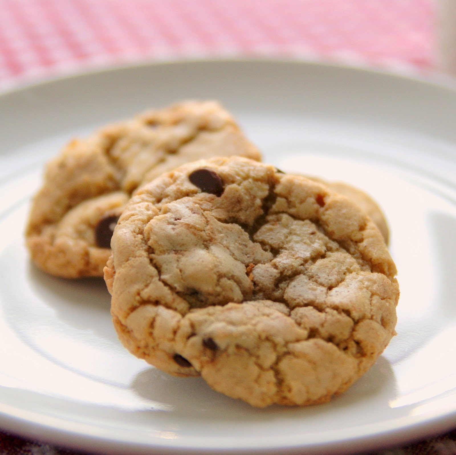 Alice and the Mock Turtle: Family Favorite Chocolate Chip Cookies