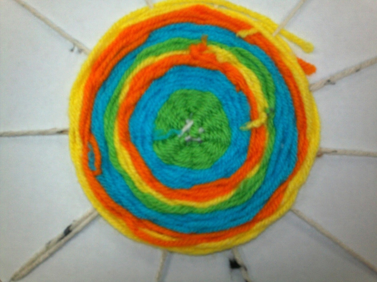 Art With Mr. E Welcome My New Best Circle Weaving Friend The Cheat Plate & Art With Mr. E: Welcome My New Best Circle Weaving Friend: The Cheat ...