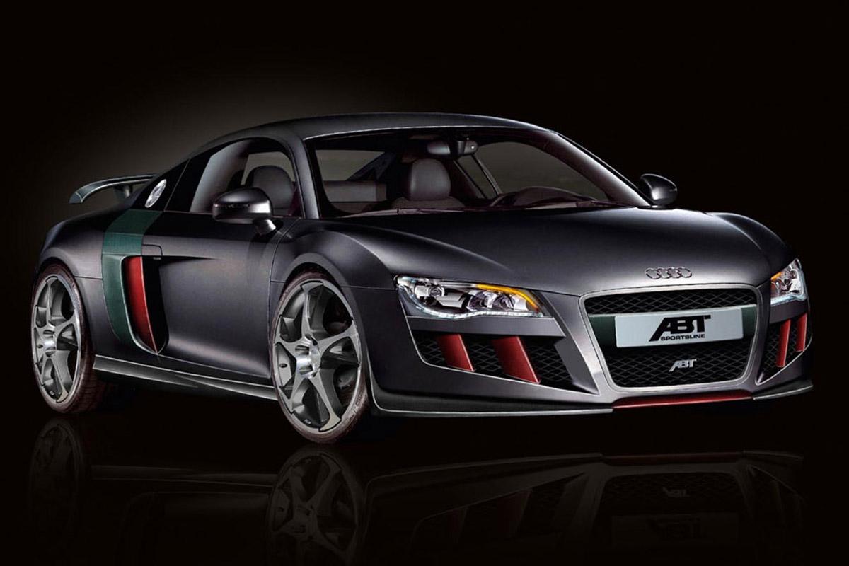 Audi Cars Audi R8 Black