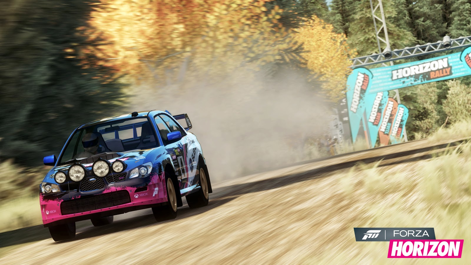 Forza Horizon HD & Widescreen Wallpaper 0.592227352225593