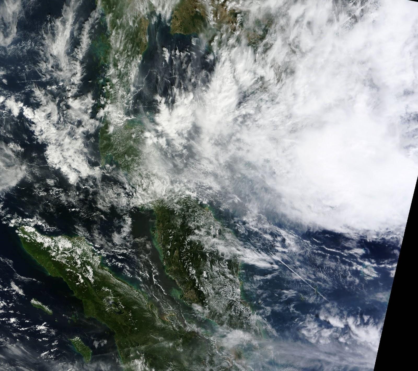 Home » Informasi » Kenali Ribut Sunamo yang akan serang Kelantan