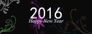 2016 Happy New Year Facebook Cover Images