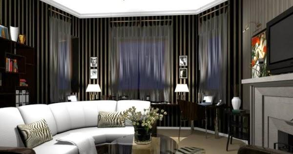 Salas en blanco y negro ideas de salas con estilo for Deco sala en blanco y negro