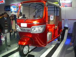 New Auto Rickshaw from TVS-1