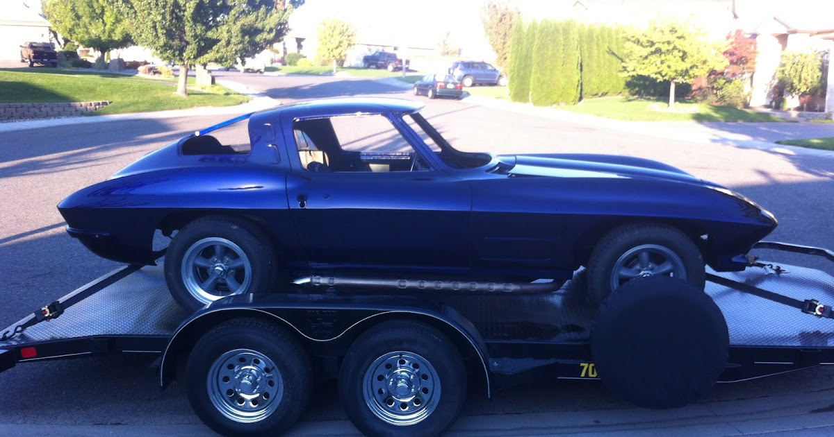 1963 corvette sting ray split window coupe restoration for 1963 split window corvette project for sale