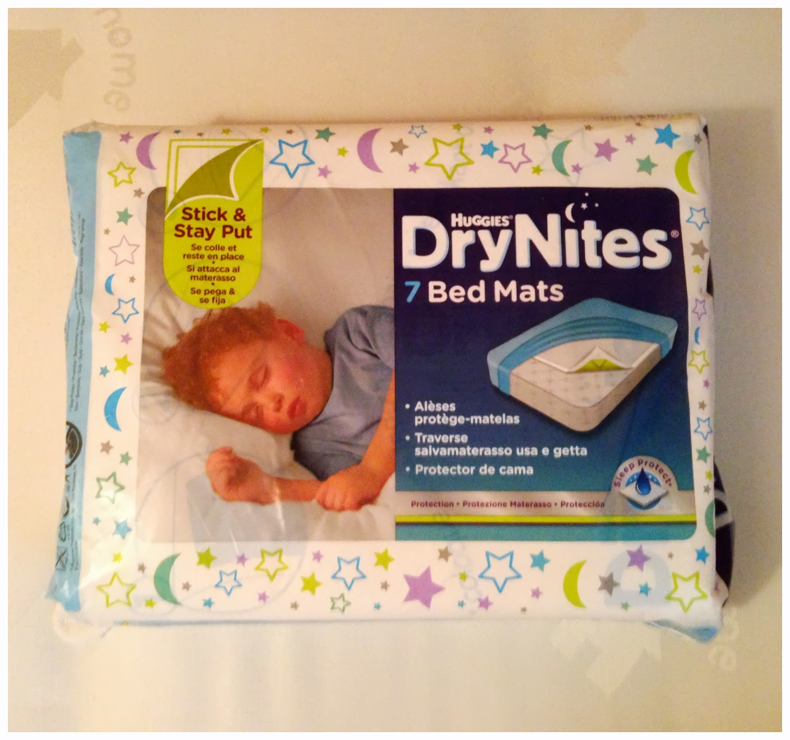 Huggies Drynites Bed Mats Review