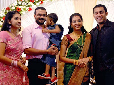 Gopika Wedding Photos Reception