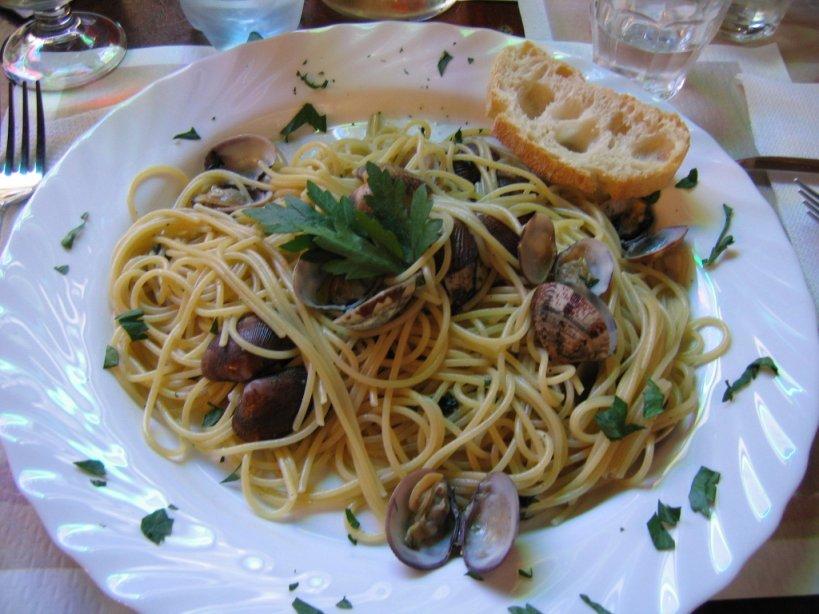 alla primavera spaghetti alle vongole recipe pasta alle vongole recipe ...