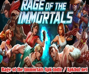 Rage of the Immortals Apk indir