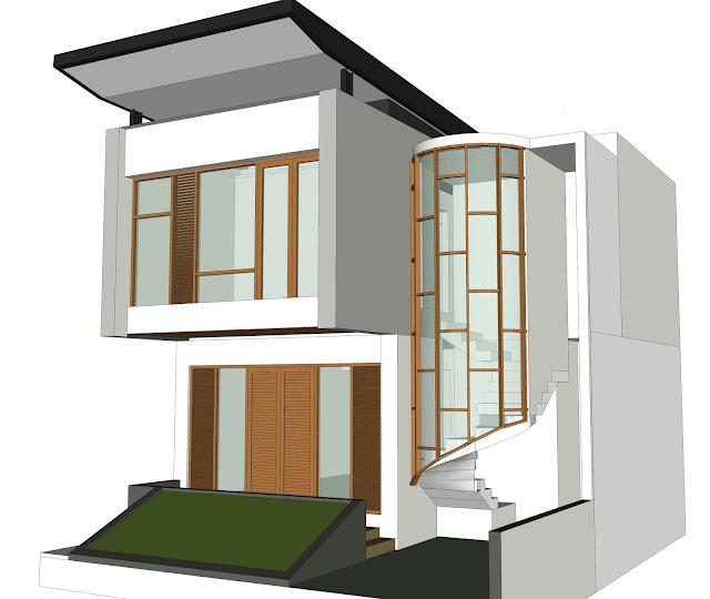 Rumah dijual di Pondokcabe Type Magnolia