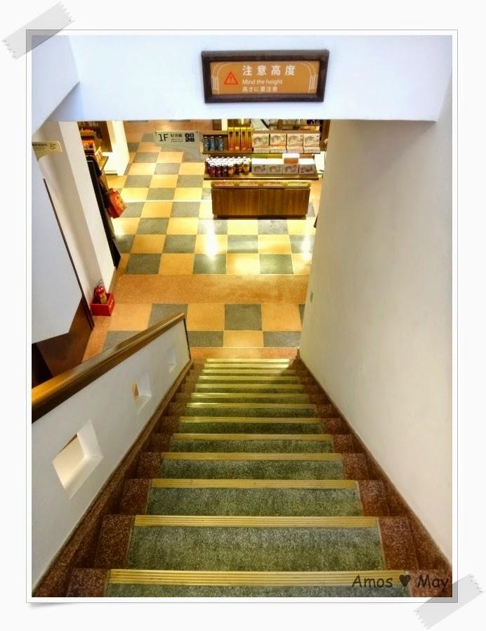 台南,景點,推薦,林百貨,樓梯