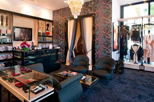 lencer a de lujo agent provocateur trucos de mujer. Black Bedroom Furniture Sets. Home Design Ideas