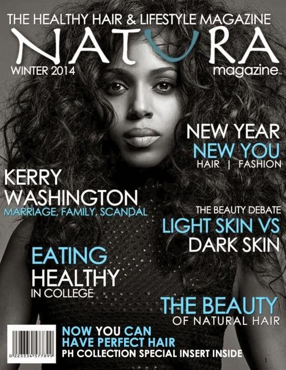 Natural Hair Spotlight - NATURA Magazine