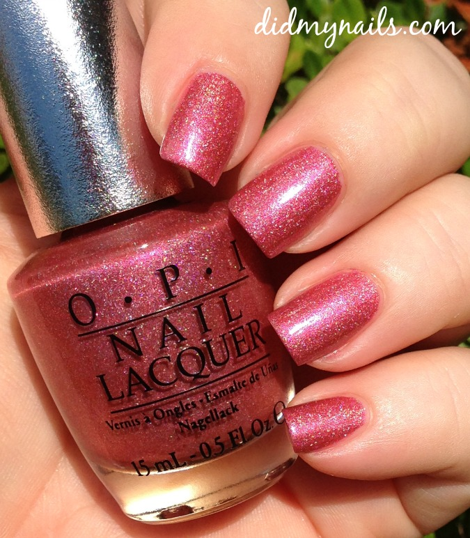 OPI DS Reserve swatch