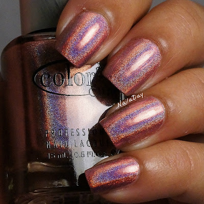 NailaDay: Color Club Miss Bliss