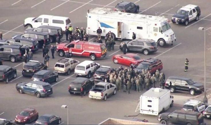 Ένας αστυνομικός νεκρός και αρκετοί τραυματίες από την ανταλλαγή πυρών στο Κολοράντο