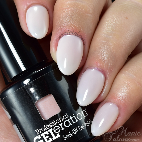 Jessica GELeration Endure Swatch