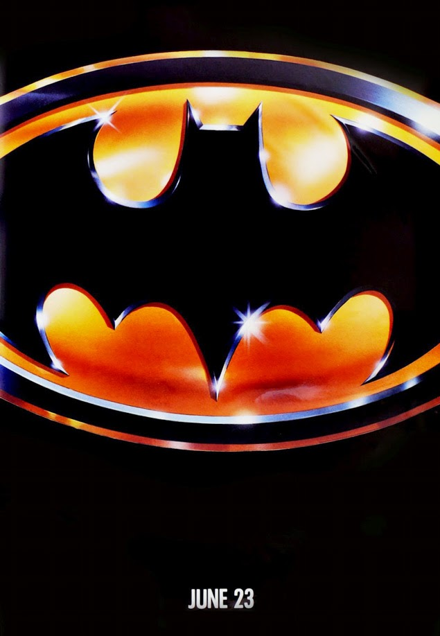 The original Batman movie poster