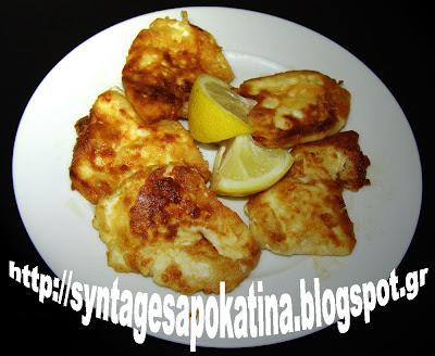 νόστιμο και τραγανό κατσικίσιο, τυρί τηγανητό http://syntagesapokatina.blogspot.gr