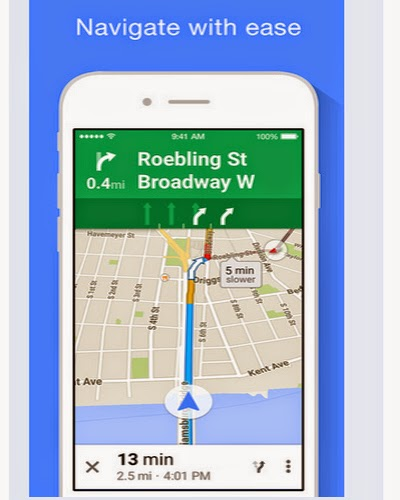 Google Maps On IOS Receive An Update On Today