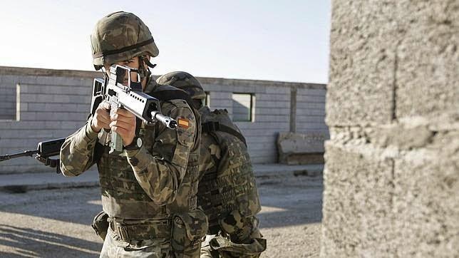 ejercito español, presupuesto de defensa,