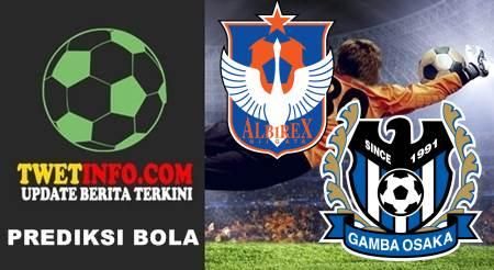 Prediksi Albirex Niigata vs Gamba Osaka