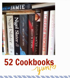 One cookbook a week...
