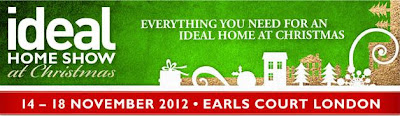 giveaway free tickets to ideal home show at christmas. Black Bedroom Furniture Sets. Home Design Ideas