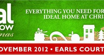 giveaway free tickets to ideal home show at. Black Bedroom Furniture Sets. Home Design Ideas