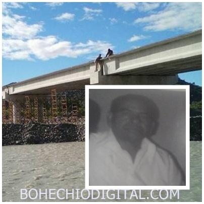 Bohechío: Piden honrar memoria Sr. Amado Galván, el puente río en Medio lleve su nombre