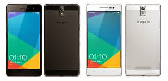 Android Smartphone Oppo R3