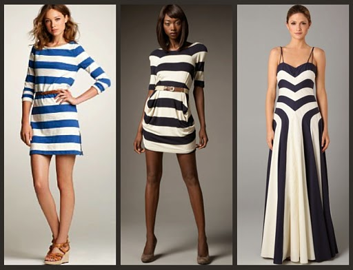 Fashion 2015: nautical stripes