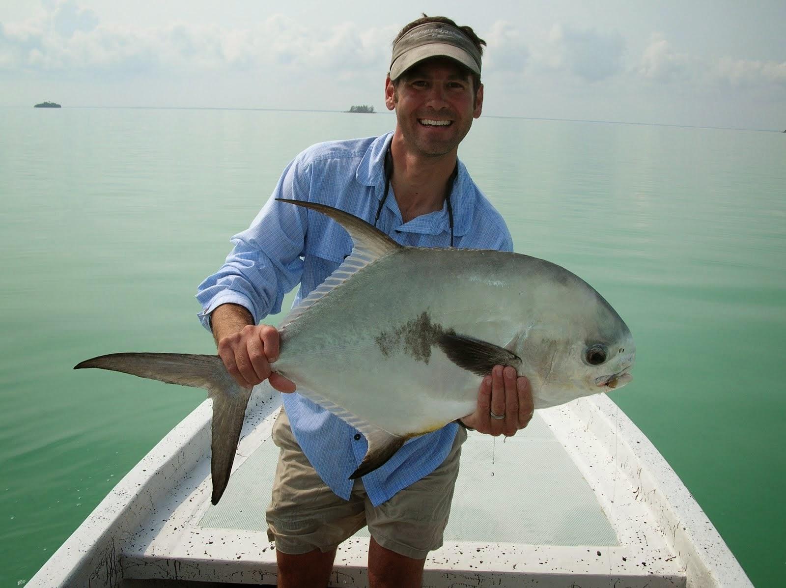 17 lb. Yucatan Permit, Palometa Club