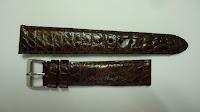 dây đồng hồ da cá sấu 15