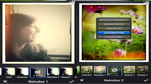 Photo editing ios app
