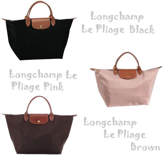 Longchamp Le Pliage Kosmetiikka Laukku : Tinkerbella laukkukuume