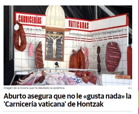LIBERTAD DE EXPRESIÓN CERCENADA