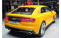 2017 Audi Sport Quattro Concept Car