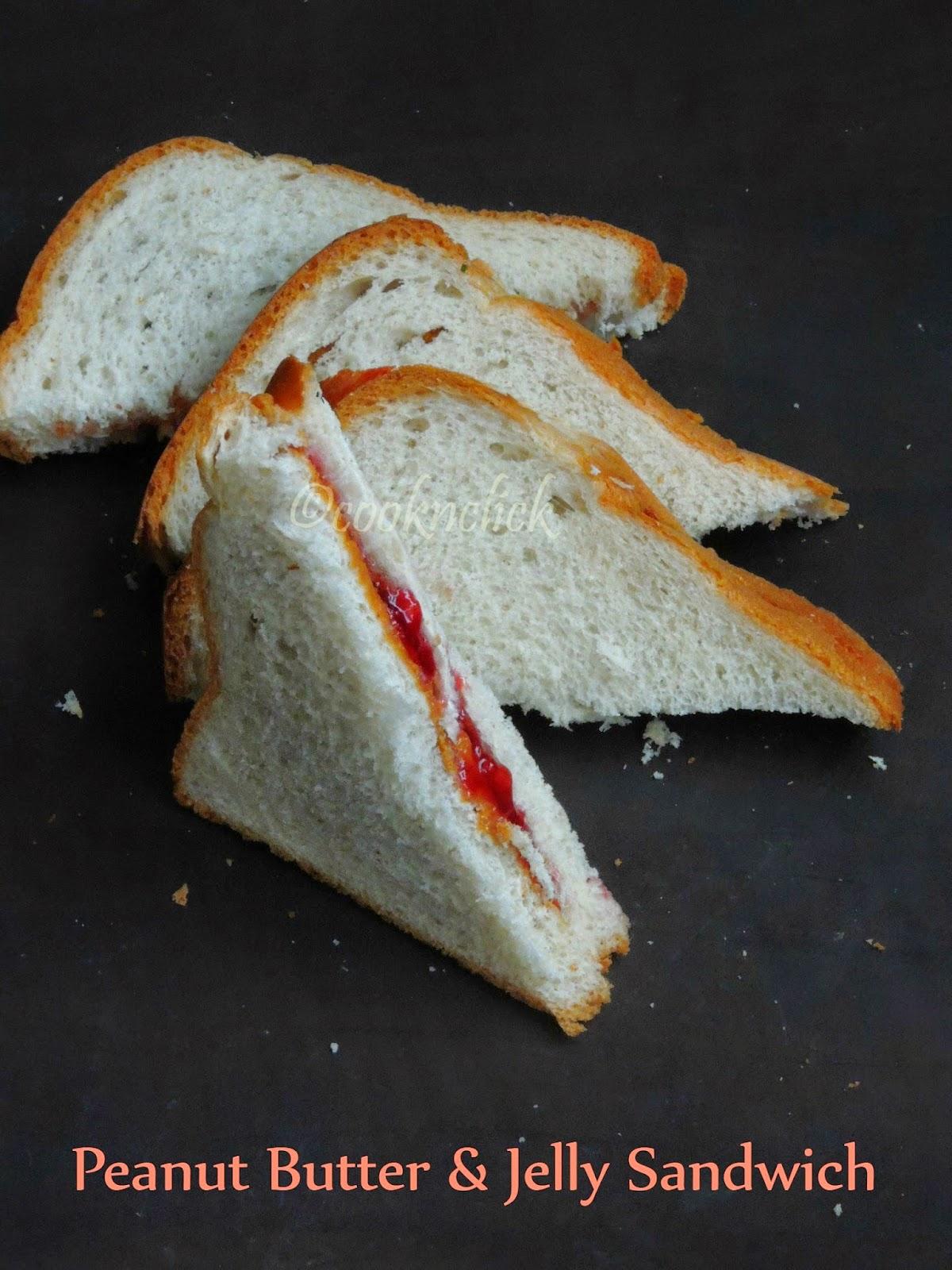 PB& J Sandwich