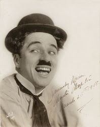 Laugh with Chaplin
