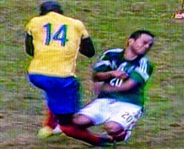 اصابة مونتيس و كاستيللو المروعة تحرمهما من كأس العالم
