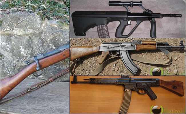 10 Senjata Laras Panjang yang paling Terbaik Sepanjang Masa