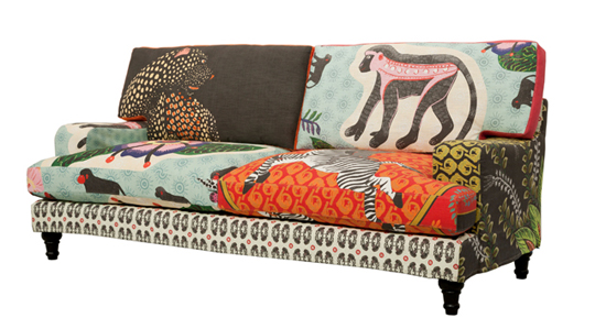 Safari Fusion blog | Admiring Ardmore | Exotic and eclectic African jungle designs by Ardmore