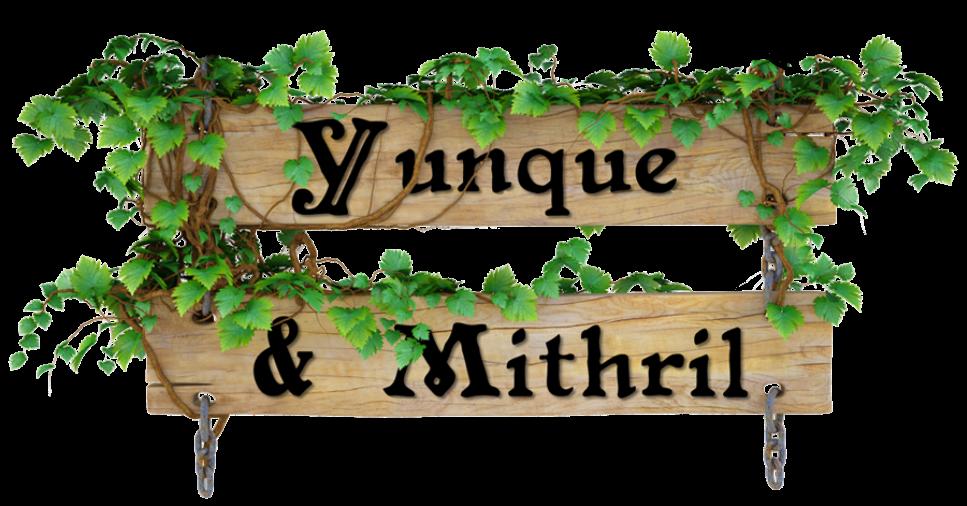 Visita el canal en You tube de Yunque & Mithril