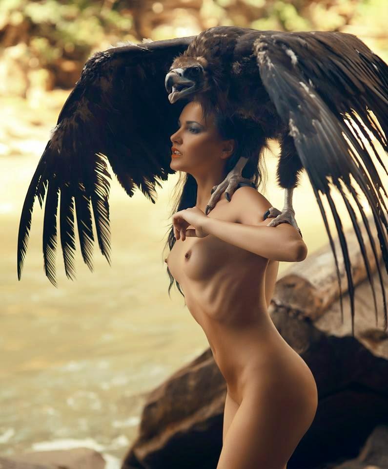 фото голых орел