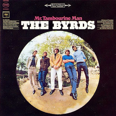 The Byrds - Mr.Tambourine Man 1965 (USA, Folk-Rock)